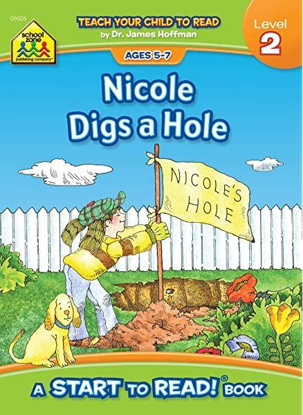 NICOLE DIGS A HOLE