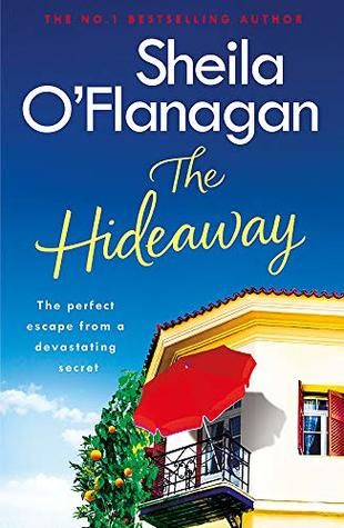 THE HIDEAWAY - O'FLANAGAN, SHEILA