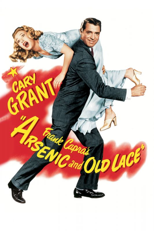 Arsenic and old lace Arzen es levendula