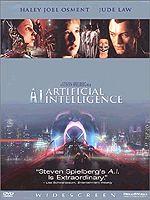 אינטליגנציה מלאכותית (DVD) AI