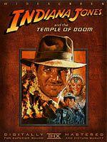 אינדיאנה ג'ונס והמקדש הארור (DVD)