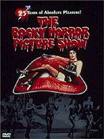 מופע הקולנוע של רוקי ׁ(DVD)