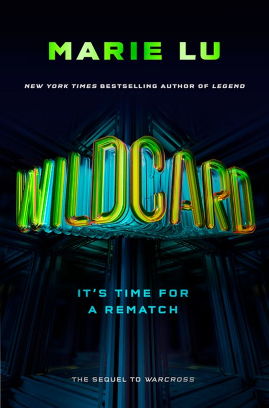 warcross [2] : Wildcard