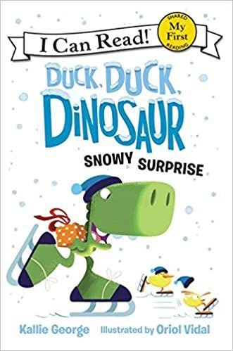 [1] Duck, Duck, Dinosaur: Snowy Surprise