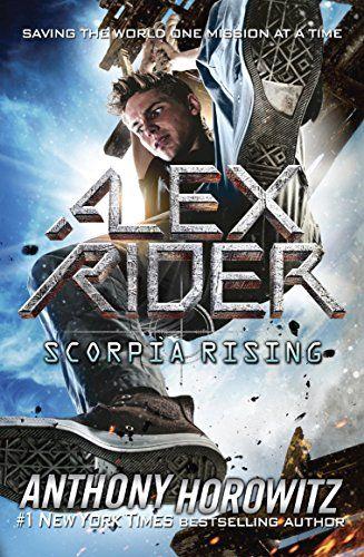 Alex Rider [9]: Scorpia Rising