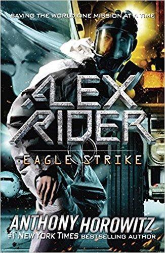 Alex Rider [4] : Eagle Strike