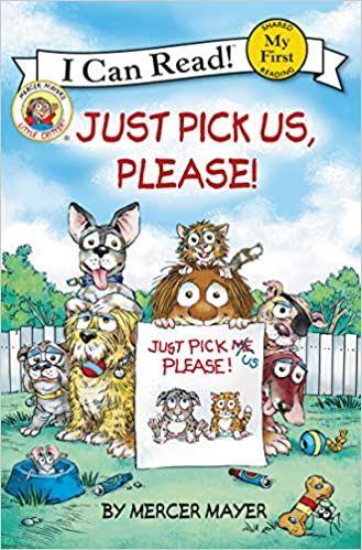 [1]  Just Pick Us, Please!