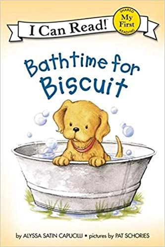 [1] Bathtime for Biscuit