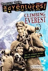 TOTALLY TRUE ADVENTURES! CLIMBING EVEREST