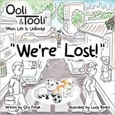 OOLY& TOOLI : WE'RE LOST